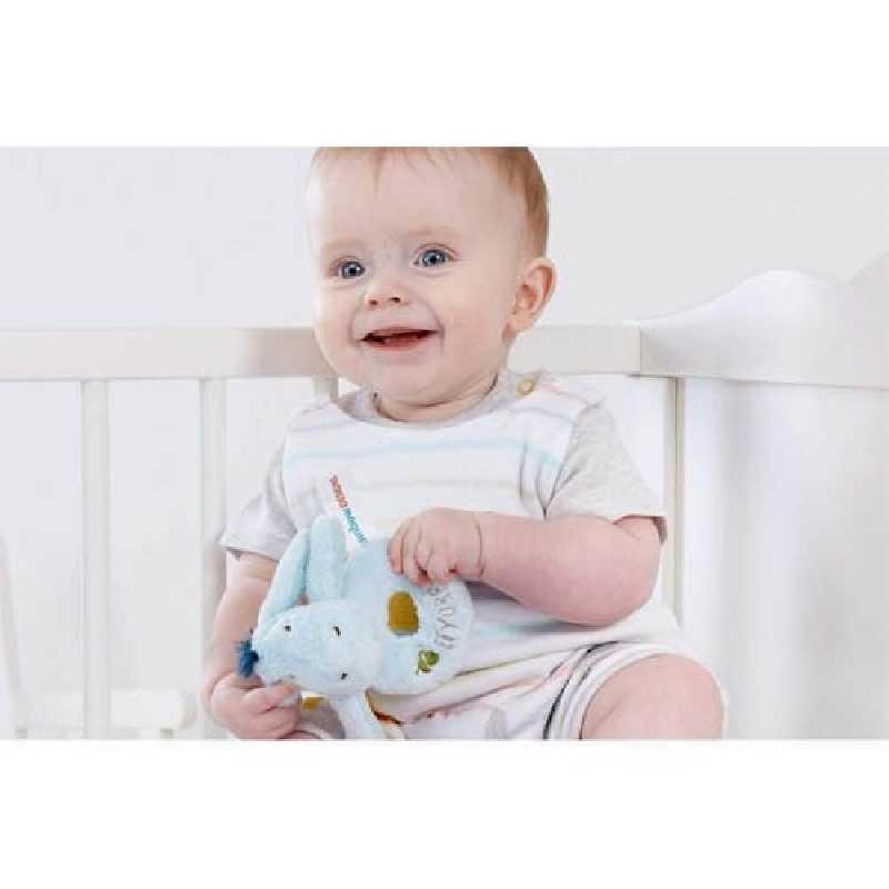 Hochet d'activité bébé Bourriquet