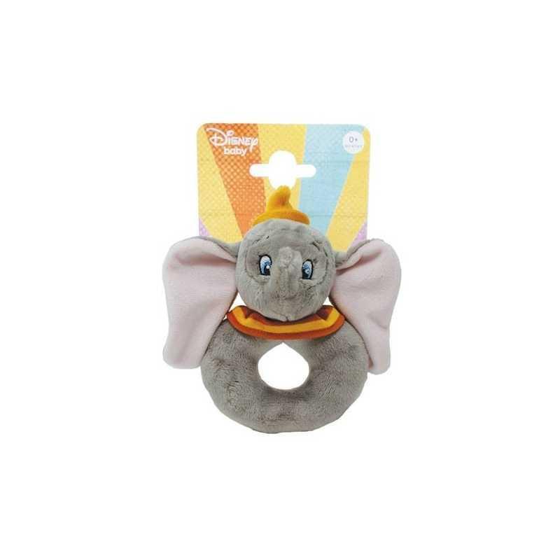 Hochet d'activité bébé Dumbo