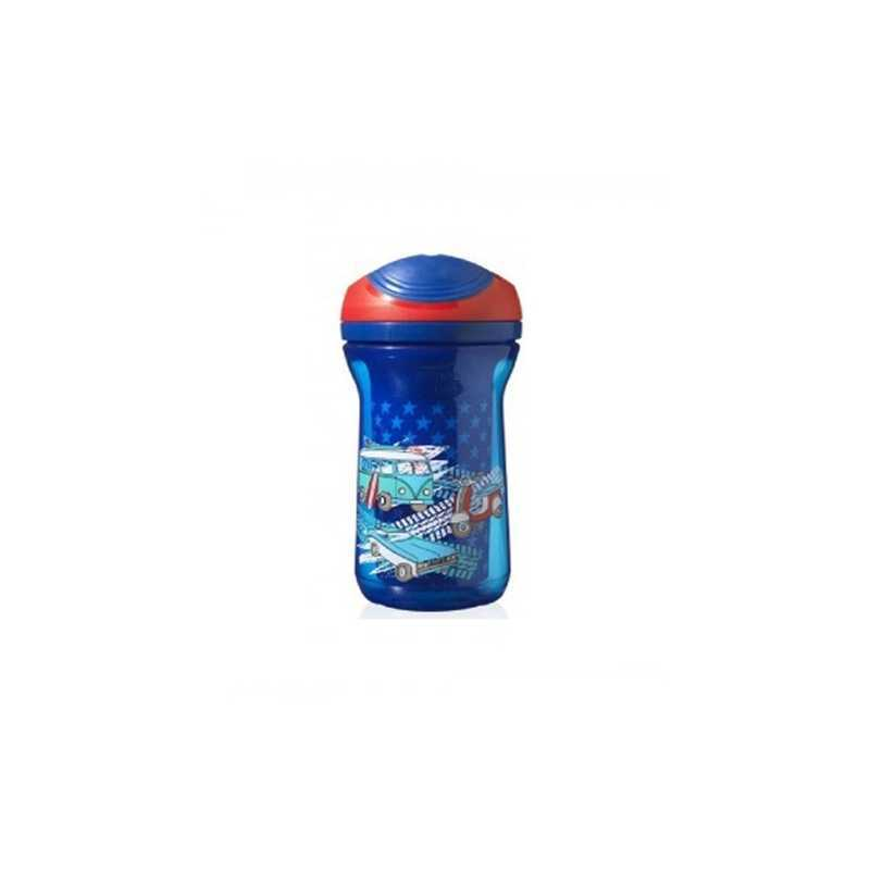 Tasse à Bec Isotherme Tommee Tippee 300ml - Bleu