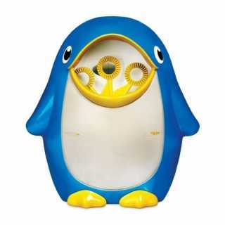 Pingouin à bulles pour le bain