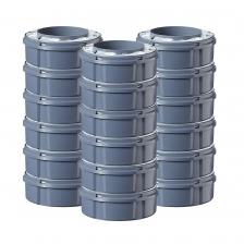 Multipack recharges pour poubelle TEC Sangenic Lot 18