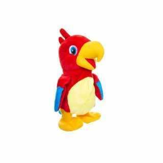 Perroquet qui répète en marchant Multicolore
