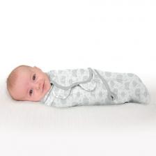 Gigoteuse bébé 0-3 mois Swaddle Me Ditzy Ellie