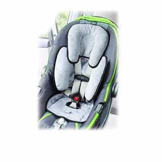 Coussin pour siège auto Snuzzler Gris
