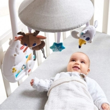 Mobile de voyage bébé Magical Night Collection polaire