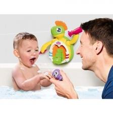 Jouet de bain Ma tortue Mousse et Coiff