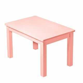 Ma première table en bois...