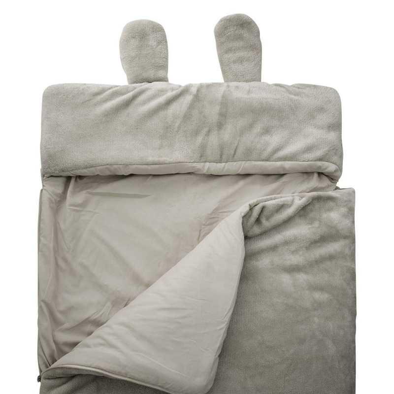 Sac de couchage enfant Lapin Gris 77 x 155