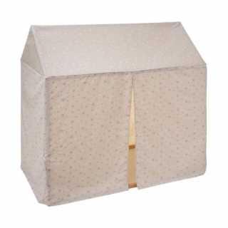 Toile pour cabane en bois pour garçon 116 x 126