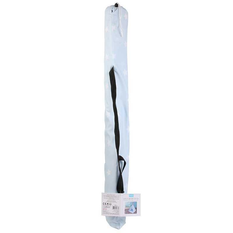 Tipi enfant Narval Bleu avec tapis