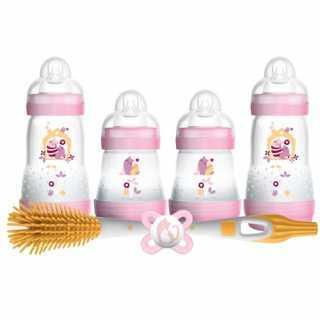 Starter kit de naissance fille Rose