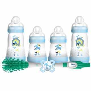 Starter kit de naissance garçon Bleu