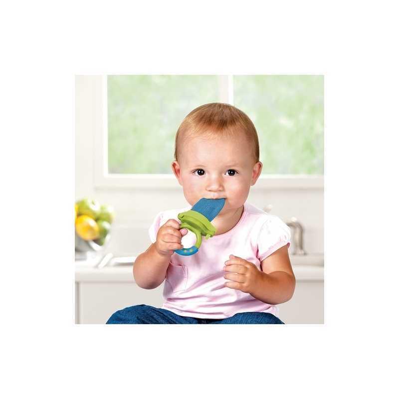 Anneau d'Alimentation bébé Bleu