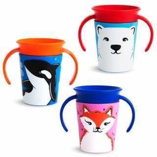 Tasse miracle enfant 117 ml Renard