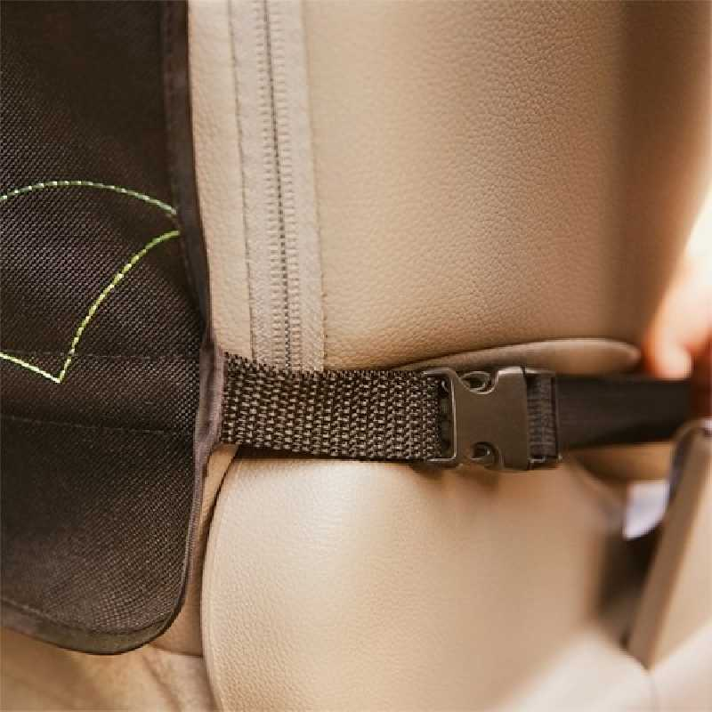 Protecteurs de dos de siège avant Brica