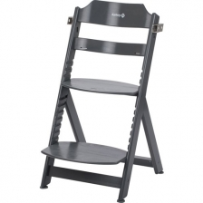 Chaise haute enfant Timba Grise