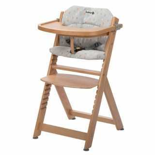 Coussin confort pour chaise haute Timba Gris