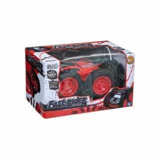 Véhicule Buggy flip 360 Rouge