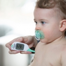 Thermomètre Digital 2 en 1