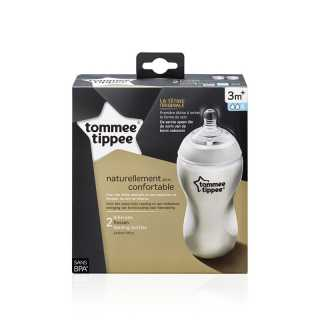 Lot de 2 Biberons 340ml Tommee Tippee