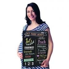 Tableau pour partager photos de grossesse