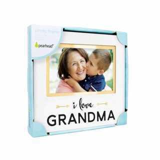 Cadre photo souvenir pour grand-mère