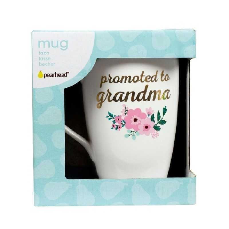 Tasse fleury ceramique pour grand-mère