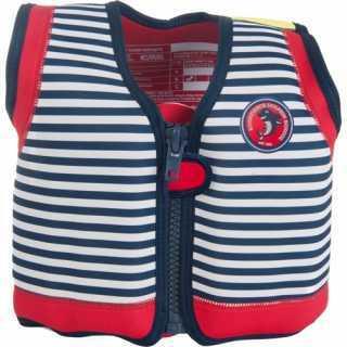 Veste de natation pour enfant Marin 4-5 ans
