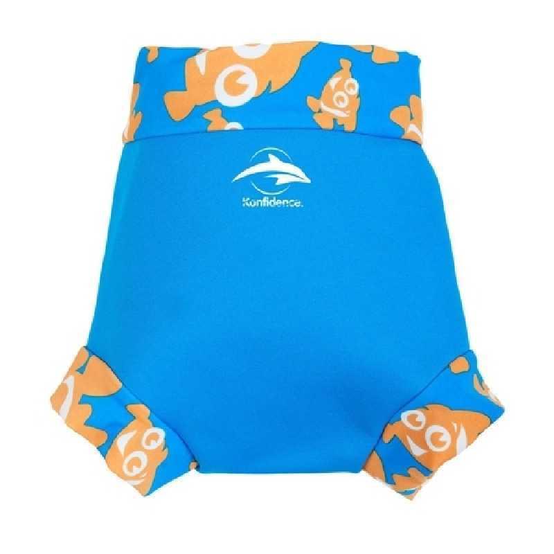 Culotte de bain bebe 4-7 kg Poisson