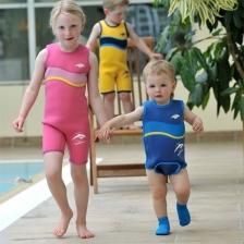 Pagayeurs enfant garcon 6-12 mois Bleu