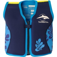Veste de natation enfant Bleu 18-36 mois