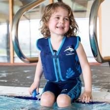 Veste de natation enfant Bleu 6-7 ans