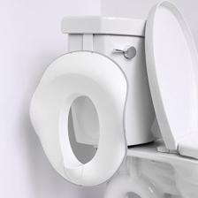 Reducteur de toilettes WC enfant Blanc