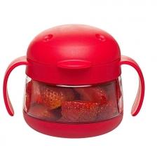 Boîte à gouter Rouge 250 ml