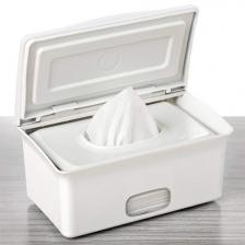 Boite De Lingettes Blanc