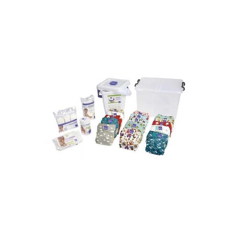 Kit premium de la naissance à la propreté Mixte