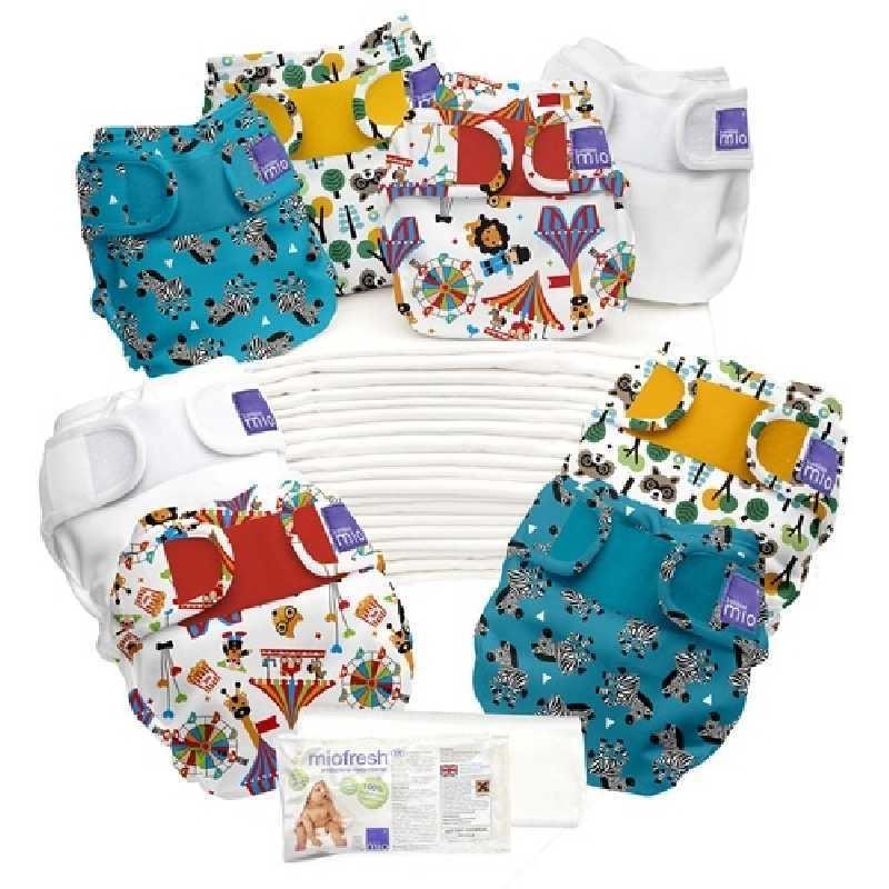Kit de la naissance à la propreté Carnaval MIOSOFT