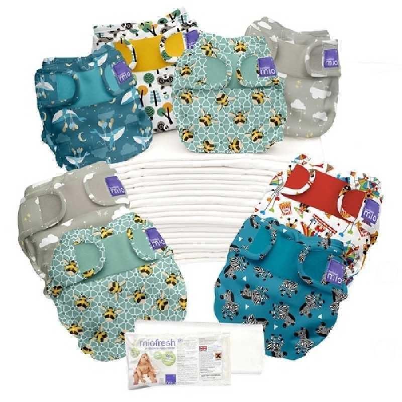 Kit de la naissance à la propreté Mixte MIOSOFT