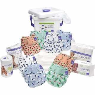 Pack Premium couches lavables La vie des Insectes MIOSOFT