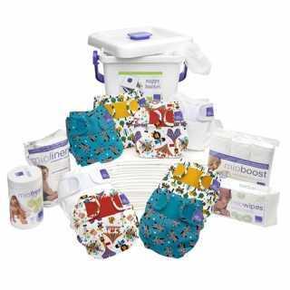 Pack Premium couches lavables MIOSOFT Carnaval