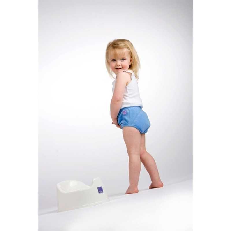 Culotte d'apprentissage Bleu Clair 2-3 ans