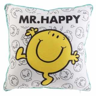 Coussin decoratif Mr Happy