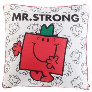 Coussin decoratif Mr Strong