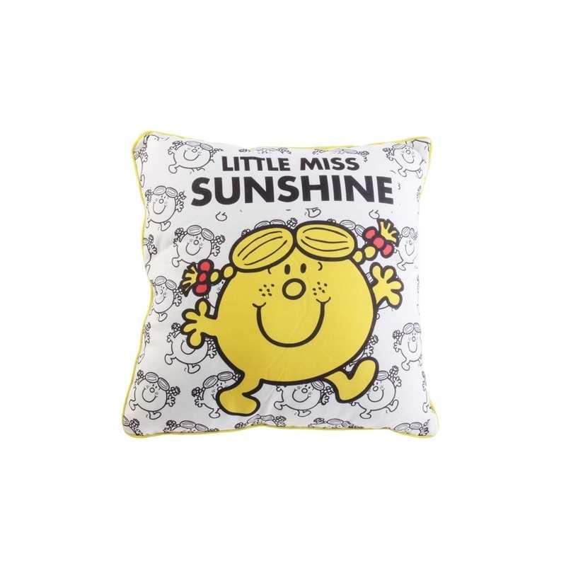 Coussin decoratif Miss Sunshine