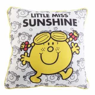 Coussin decoratif Miss Sunshine