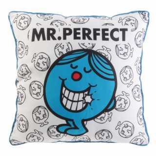 Coussin decoratif Mr Perfect