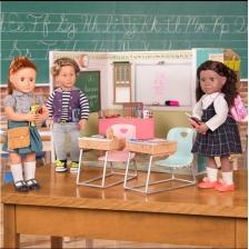 Ecole pour poupée Our Generation