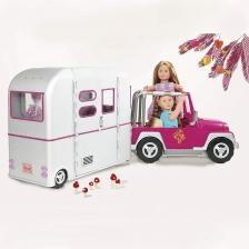 Caravane pour poupée Our Génération