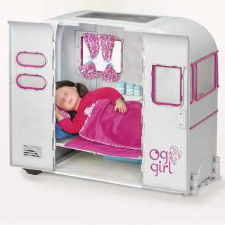 Caravane pour poupée