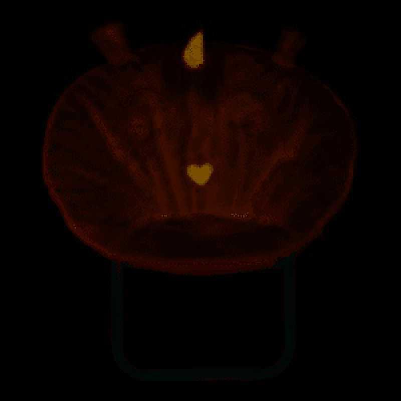 Fauteuil enfant pliant en tissu Licorne Rose